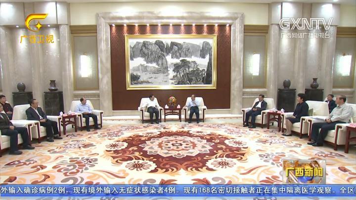 鹿心社、陈武会见文化和旅游部部长胡和平