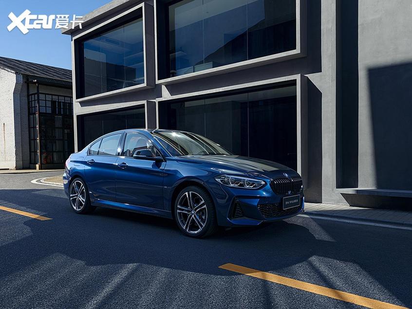 宝马1系运动轿车上市 售价20.38-24.68万元