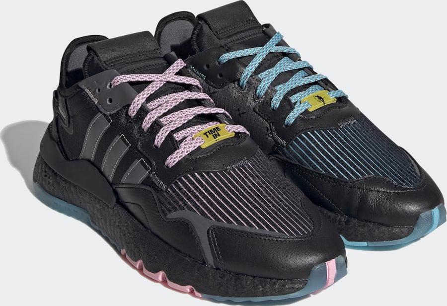 鞋面暗藏鸳鸯设计!adidas Nite Jogger 全新联名曝光!