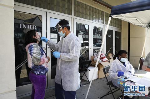 海外网评:美政府再误战机 第二波疫情拉响警报