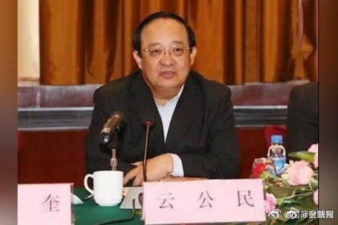 涉嫌受贿 原华电集团总经理云公民被决定逮捕