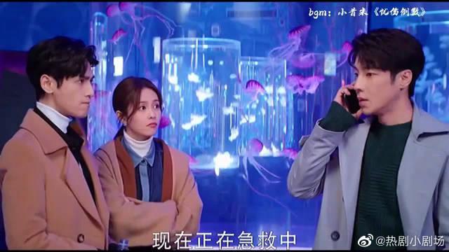 给杜阳光的不是江君,而是非常爱他的姐姐