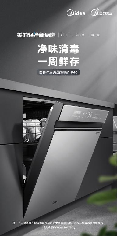 2020中国厨卫产业创新发展峰会开幕,美的斩获多项大奖