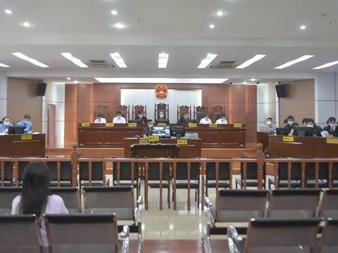 尤溪法院一审公开宣判泰宁县陈某某等14人重大涉黑案件