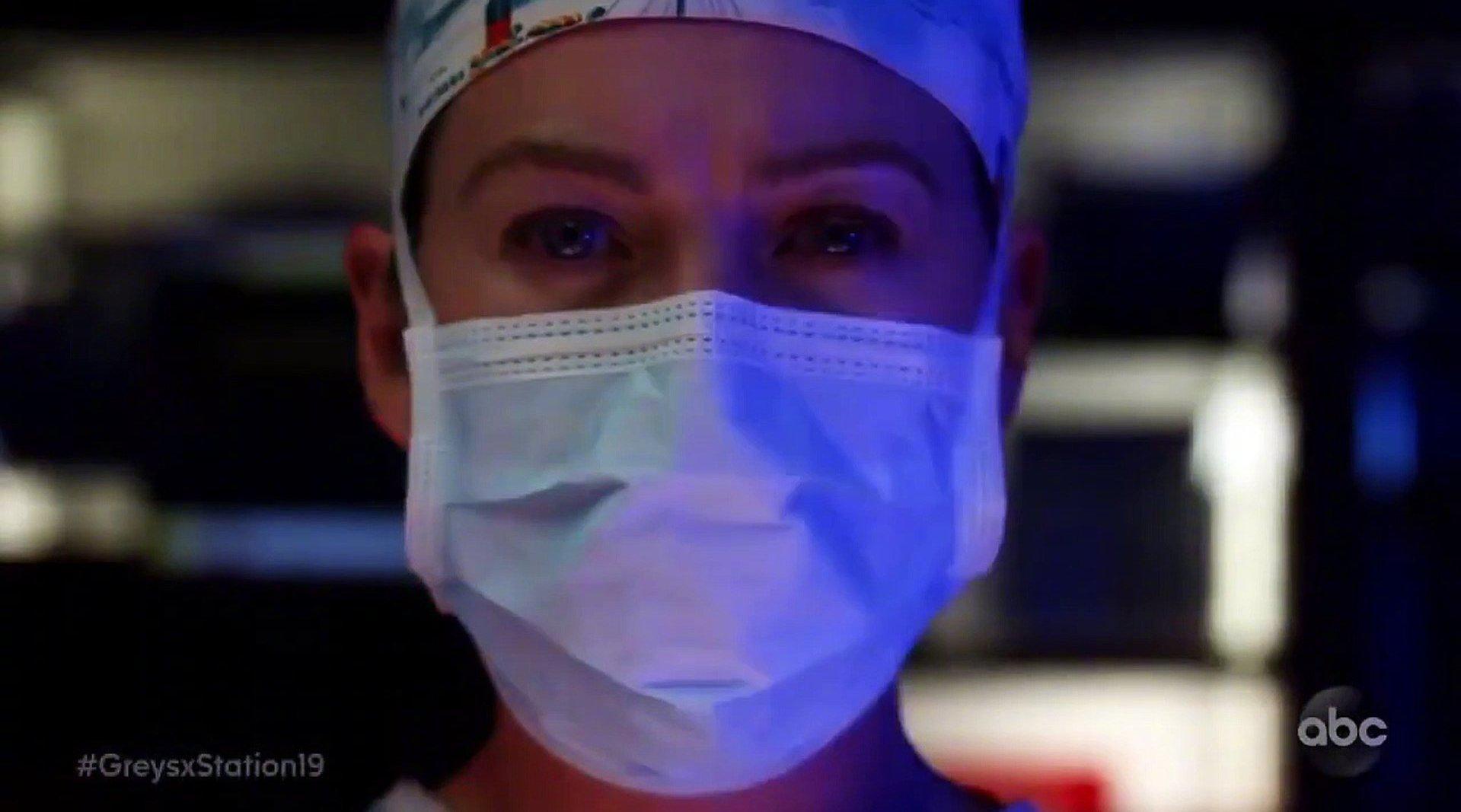 """《实习医生格蕾》第17季""""谢谢你英雄""""预告片!"""