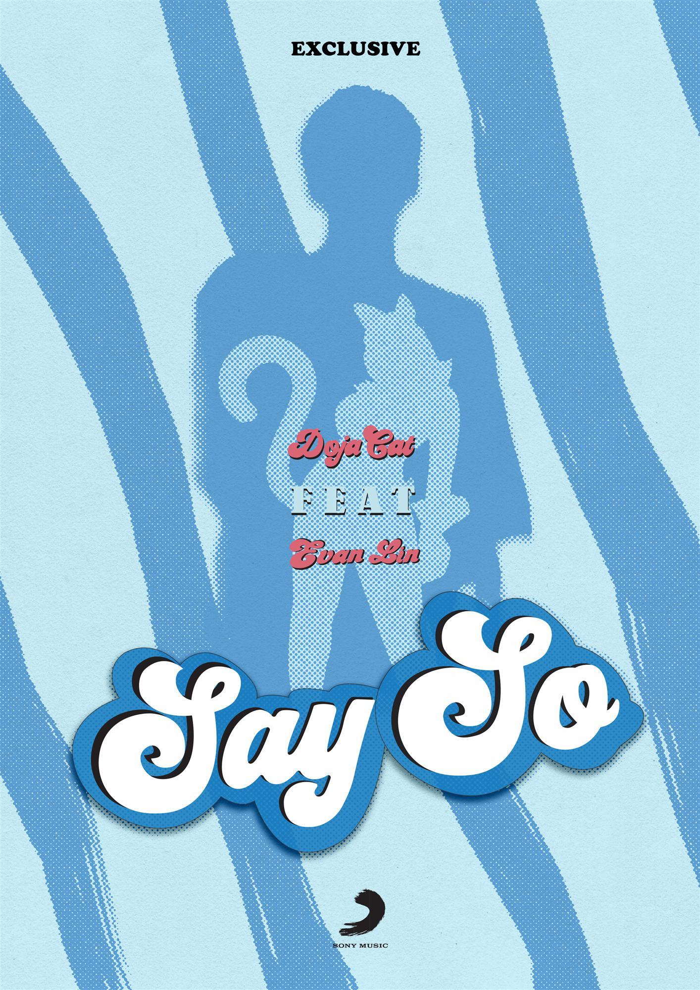 Doja Cat联手林彦俊合作热单《Say So》双语版图片