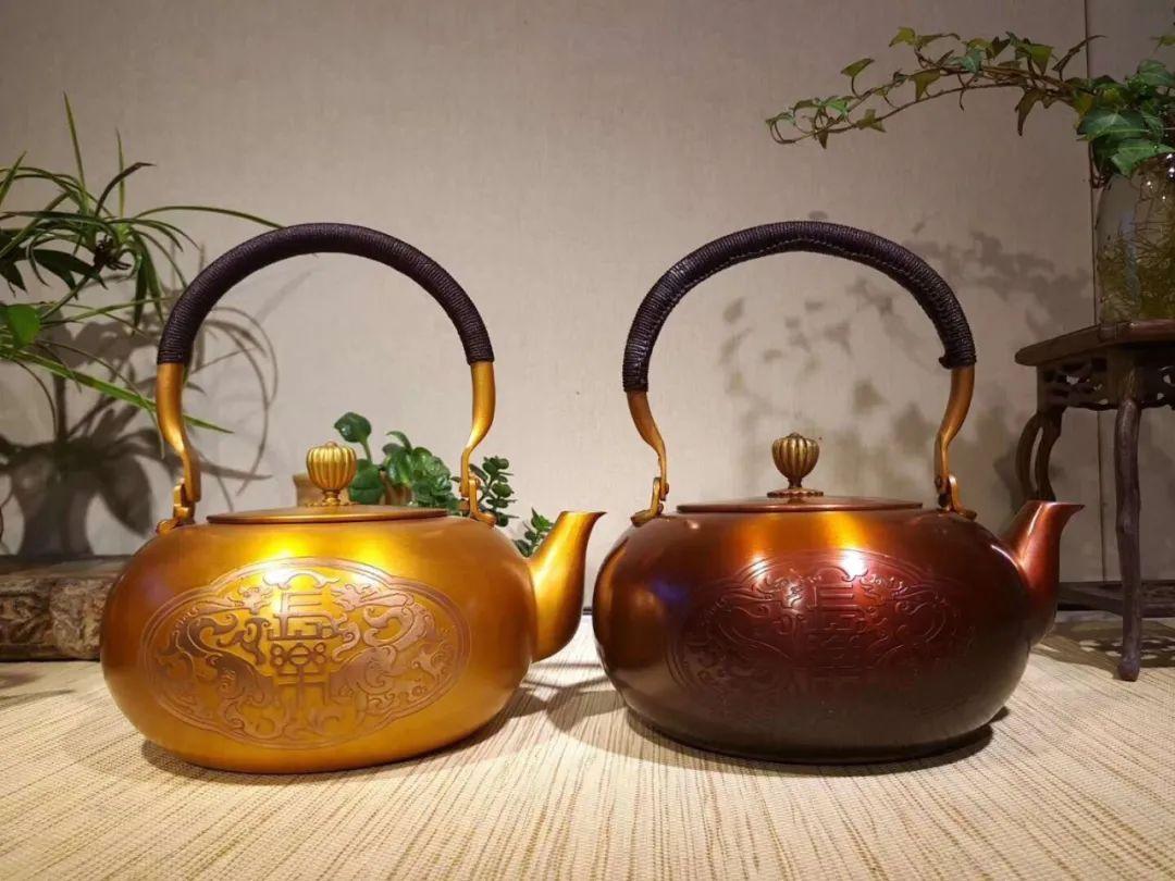 众筹丨用冰冷的铜,造一把温润的壶,来自145年的老手艺!