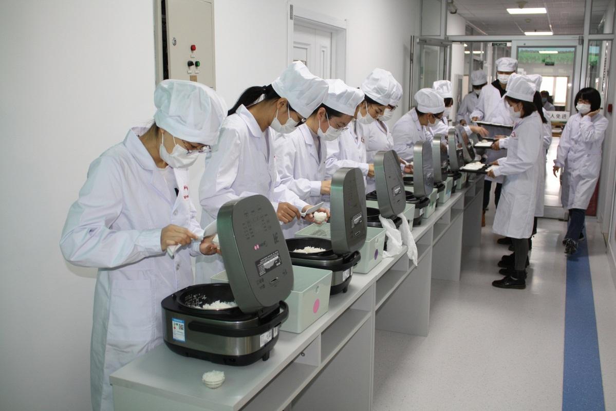 第三届中国黑龙江国际稻米节进入评价和