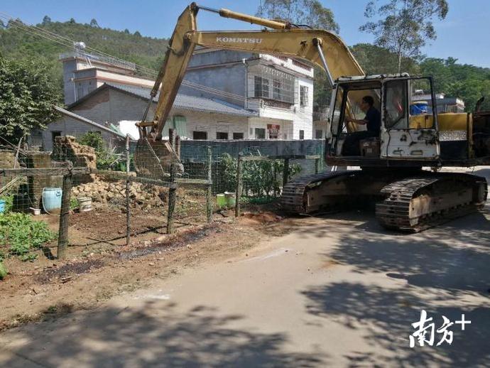 鸭脖娱乐下载:每天拆除30间泥砖房 博罗湖镇做到了这一点