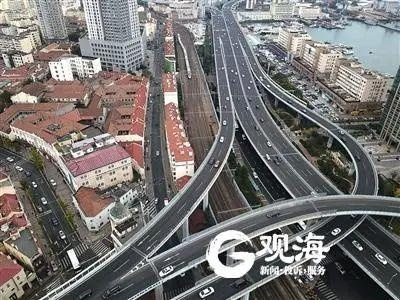 """亚博体彩平台:青岛老城区这条路""""升级""""!单向双车道改为双向四车道 而且…"""