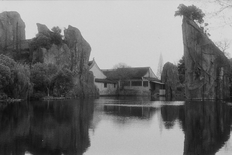 绍兴访古(上):古石塘、古石宕、古运河和古纤道