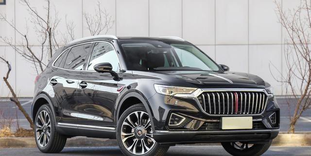 国产豪华车再次成功,比GLC便宜一半,月销量近万台