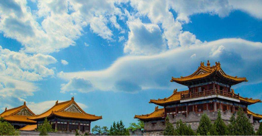 """华阴""""最良心""""寺 距西岳仅8公里 被称为""""陕西小故宫"""""""