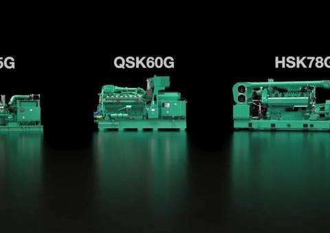 康明斯燃气机组获得欧洲电网规范(GCC)认证