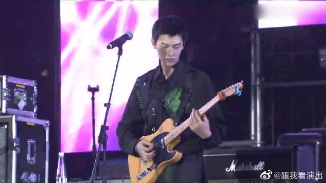 气运联盟:国潮音乐节,胡宇桐打鼓,终于把赵珂Rap干翻啦!