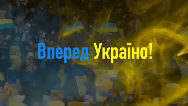 卢宁: 💙💛 我们与你同在. 加油乌克兰!! ⚽️