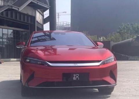 比亚迪汉EV正式发布,或于6月上市售价元