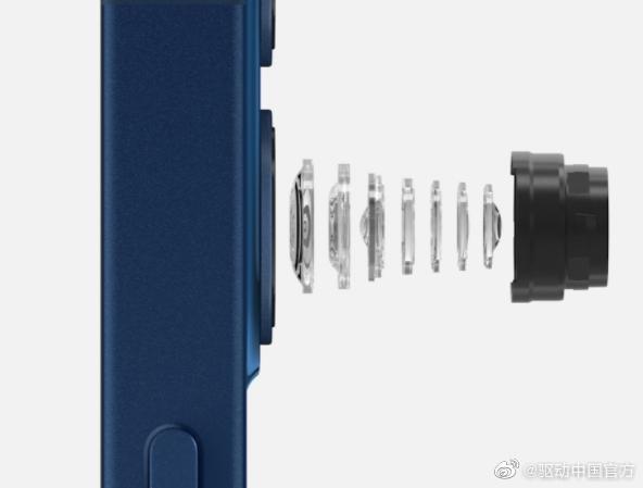 拍照方面,iPhone 12支持双摄像头,120度超宽视野……
