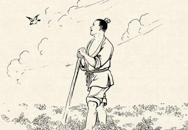 民间故事|小燕报恩送葫芦,金牛山中取宝贝