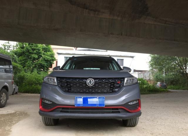 品质不输丰田RAV4的SUV,放倒后排就是大床,12万多能落地顶配