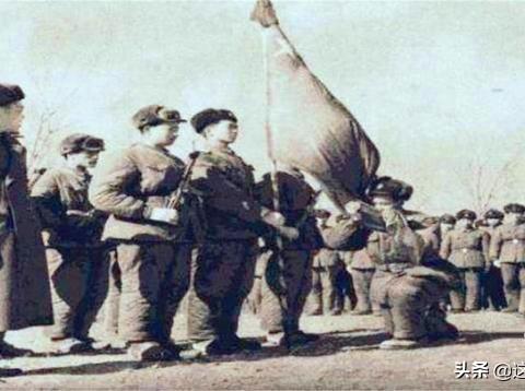 1951年,一个小战士干了一件轰动大西北的事,救了全军的命