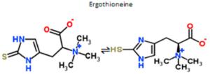 超级抗氧化剂麦角硫因(商品名:璞硫因TM,CAS: 497-30-3)