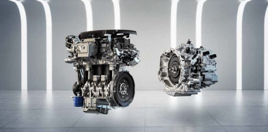 提供两种发动机,两种变速器! 全新名爵MG5动力信息公布