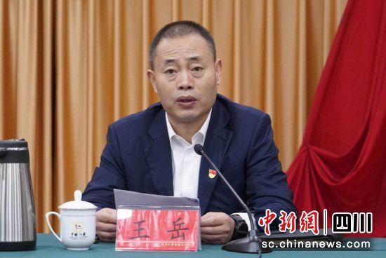 王岳任仁寿县委书记