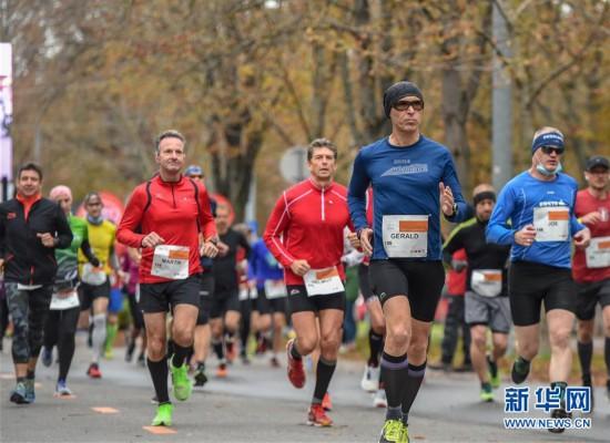 维也纳举办致敬基普乔格成功挑战马拉松2小时赛一周年赛