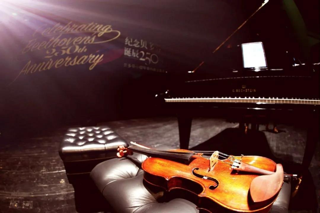 贝多芬十首小提琴奏鸣曲,藏着怎样的故事?丨揭秘图片