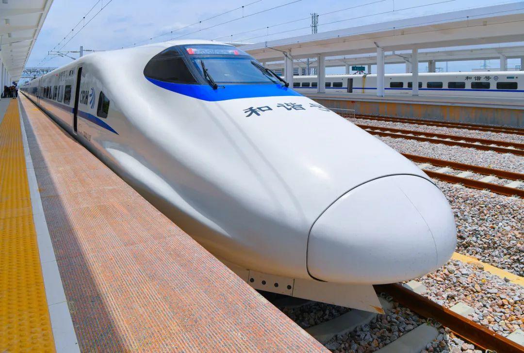 阳江站增加了深圳等偏轨列车28辆 营业时间也做了调整.