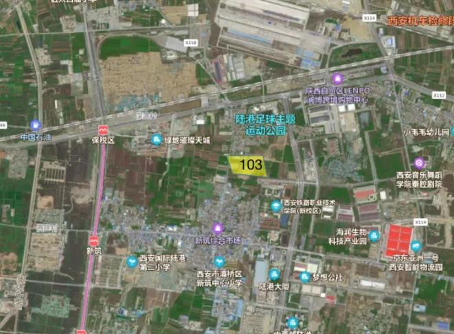 西港实业溢价33%拍港务区宅地,金泰再摘灞桥139亩全自持住宅用地