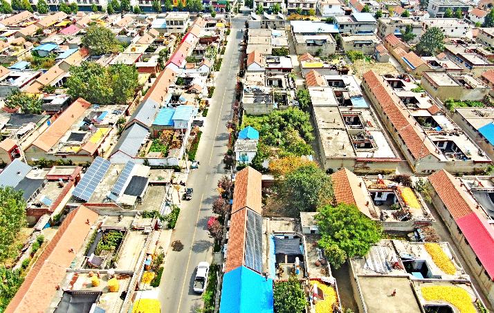 临沂市平邑县:无人机上阵助力环境整治督查
