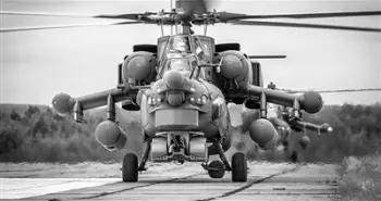 """俄""""超级暗夜猎手""""直升机 欲当未来10年空中战场的主角"""