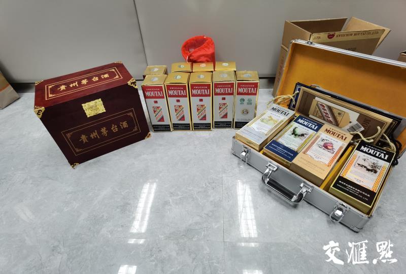 盐南警方破获系列名贵白酒被盗案 涉案金额达40余万元