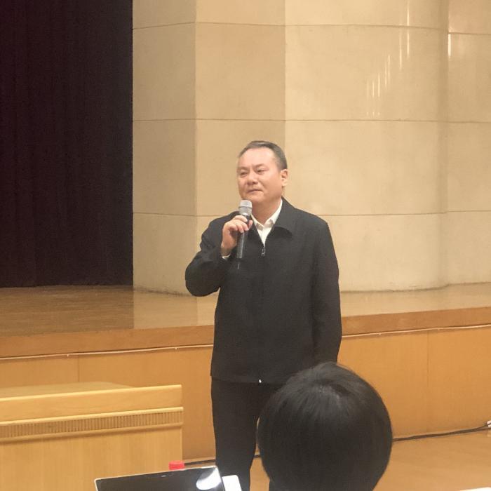 李文森任职央行办公厅主任 接棒周学东