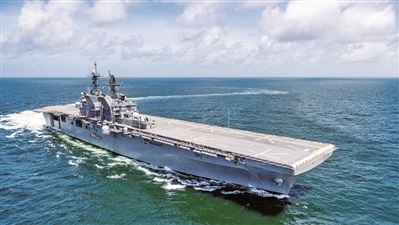 美造船厂舰艇频曝质量问题