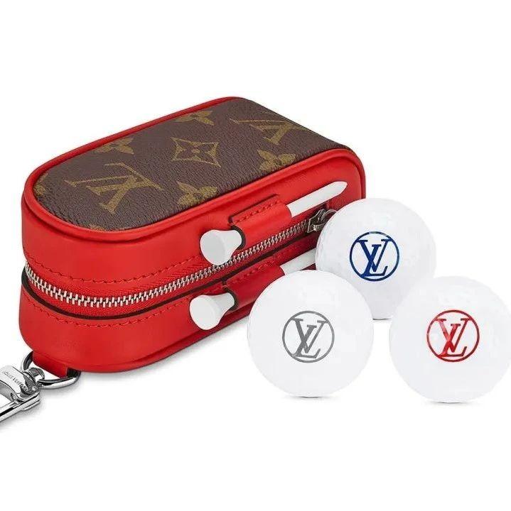 潮流 | Louis Vuitton 再次推出亮眼高尔夫球具配件