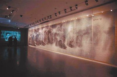 宋雨桂水墨艺术展在京沈两地遥相呼应
