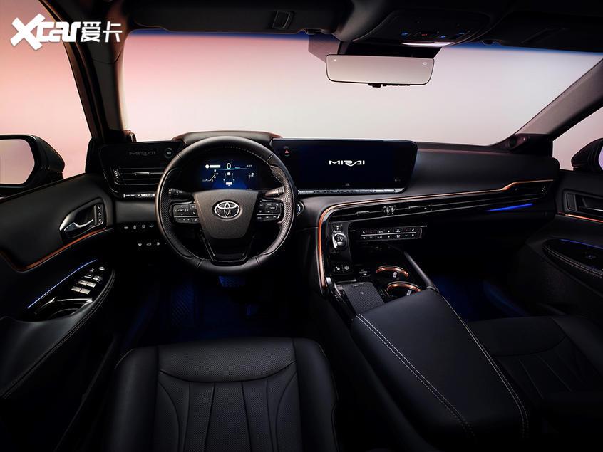 将于12月正式发布 丰田全新Mirai量产版