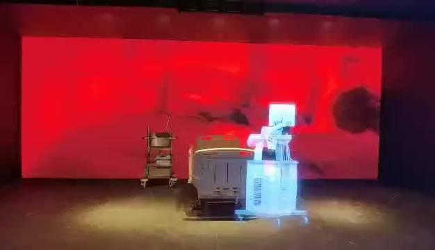 全息投影重现抗疫图景 ICU病房里的生死救援尖峰时刻
