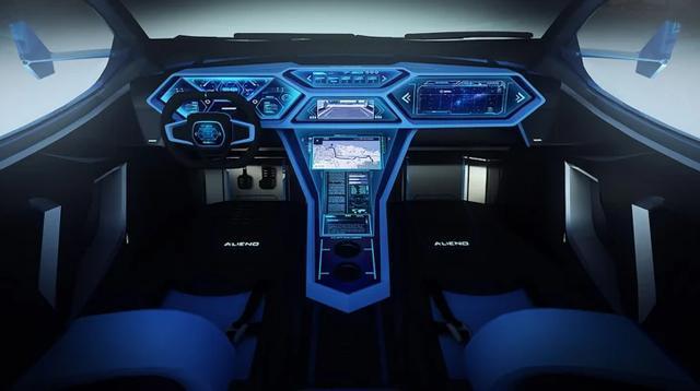 最高输出5162匹!高仿兰博基尼的电动超跑,售价150万欧元