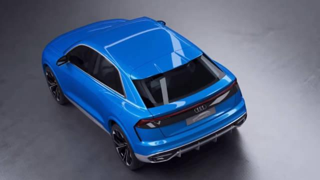 Audi Q8 PHEV与Audi Q7 PHEV在核心构造上没有太大区别
