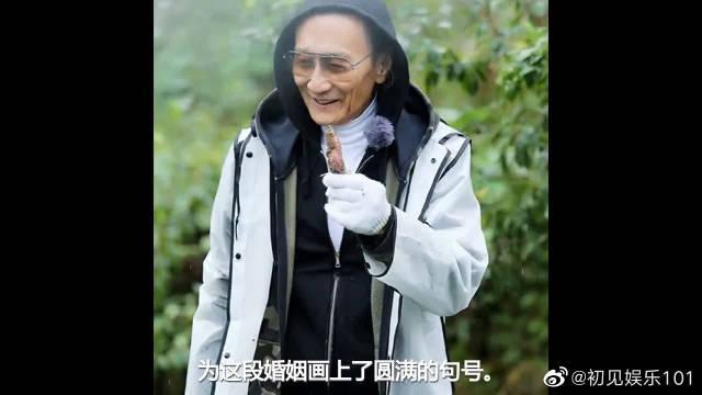 同样是83岁谢贤的前妻,甄珍与狄波拉的待遇对比,这差距显而易见