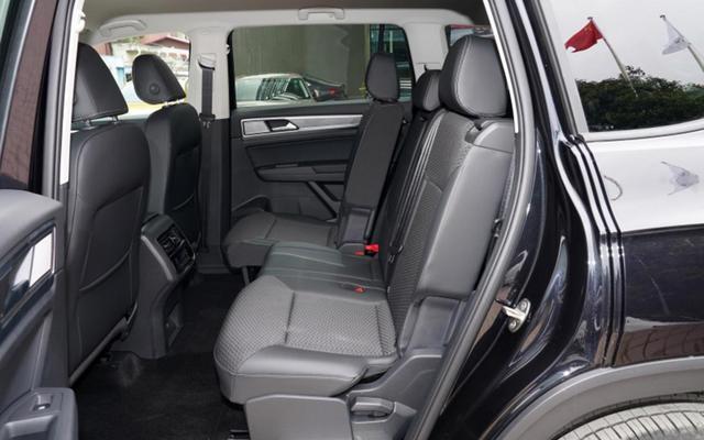 超5米长的合资中大型SUV,配大7座,大众途昂长沙地区降3万