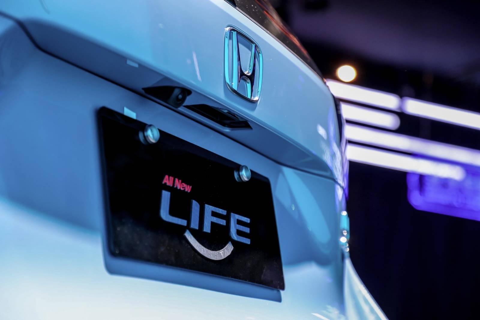 东风本田LIFE亮相 造型运动/搭飞度同款动力 于12月上市
