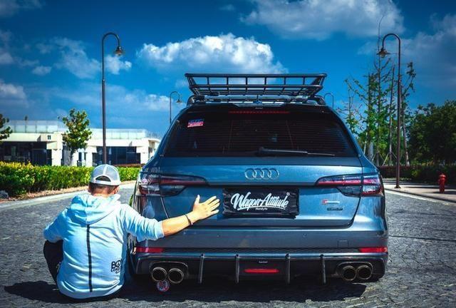 瓦罐迷-带你看台不一样的买菜车Audi A4 Avant