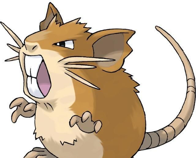 魔法宝贝插图书No,20:贪婪的大老鼠到处偷东西-拉达