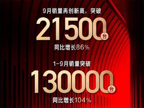 """红旗9月份又卖了2万多台,出彩的竟不是""""网红""""H9"""
