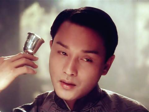《霸王别姬》为何经典?张丰毅:看一眼张国荣的眼神,就受不了